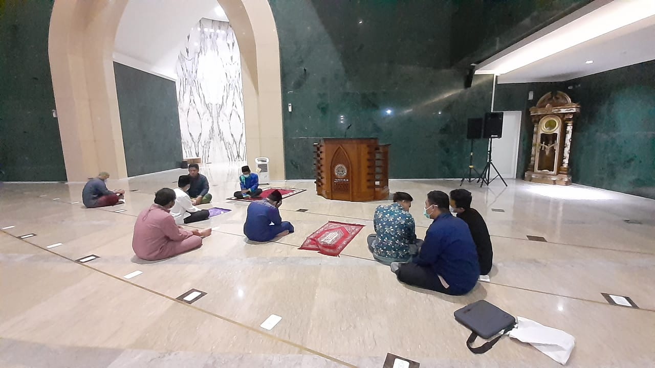 Masjid Islamic Center UAD