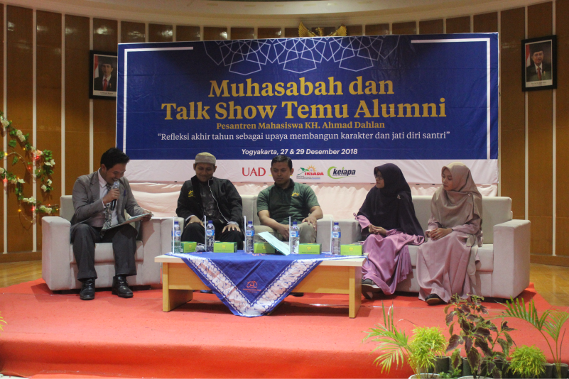 Talkshow Bersama Alumni PERSADA