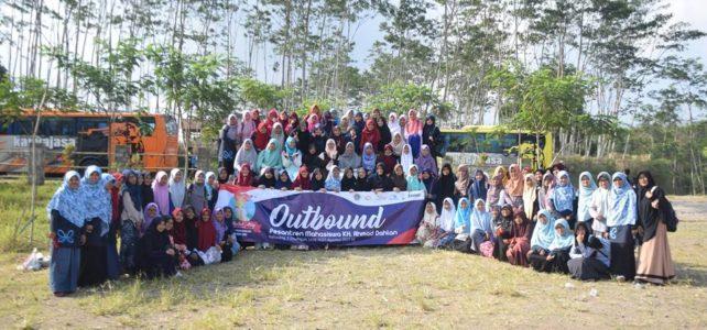 Outbond Pesantren Mahasiswa KH. Ahmad Dahlan (PERSADA) 2017